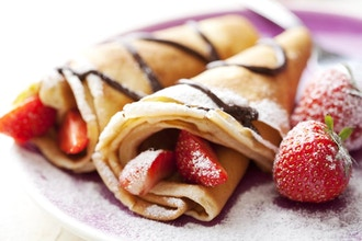 Foolproof Savory & Sweet Crepes for Beginners