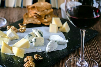 Sommelier Wine & Cheese Pairing