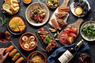 Spanish Tapas (Midtown)