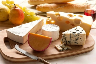The Ultimate Cheese Board and Pairings
