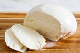 Fresh Mozzarella Making