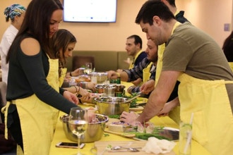 CocuSocial Cooking Classes