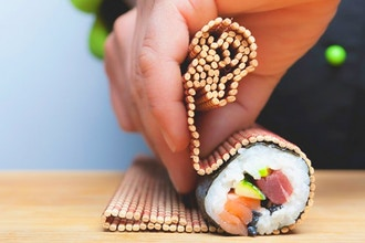 Hand-Rolled Sushi (Manhattan)