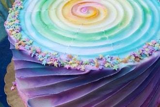 Buttercream Cake Decorating @ Alice's Tea Cup