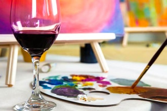 Open BYOB Sip and Paint
