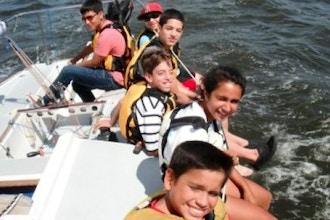 City Sail Camp
