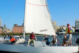 Chelsea Basic Keelboat Course (Weekdays)