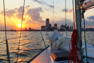 Sunset Sail (Chelsea)