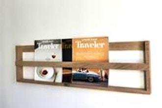 Milling Lumber: Minimalist Bookshelf