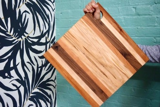 Milling Lumber: Cutting Board Project