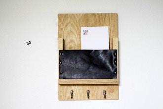 DIY Mail & Key Holder (BYOB)