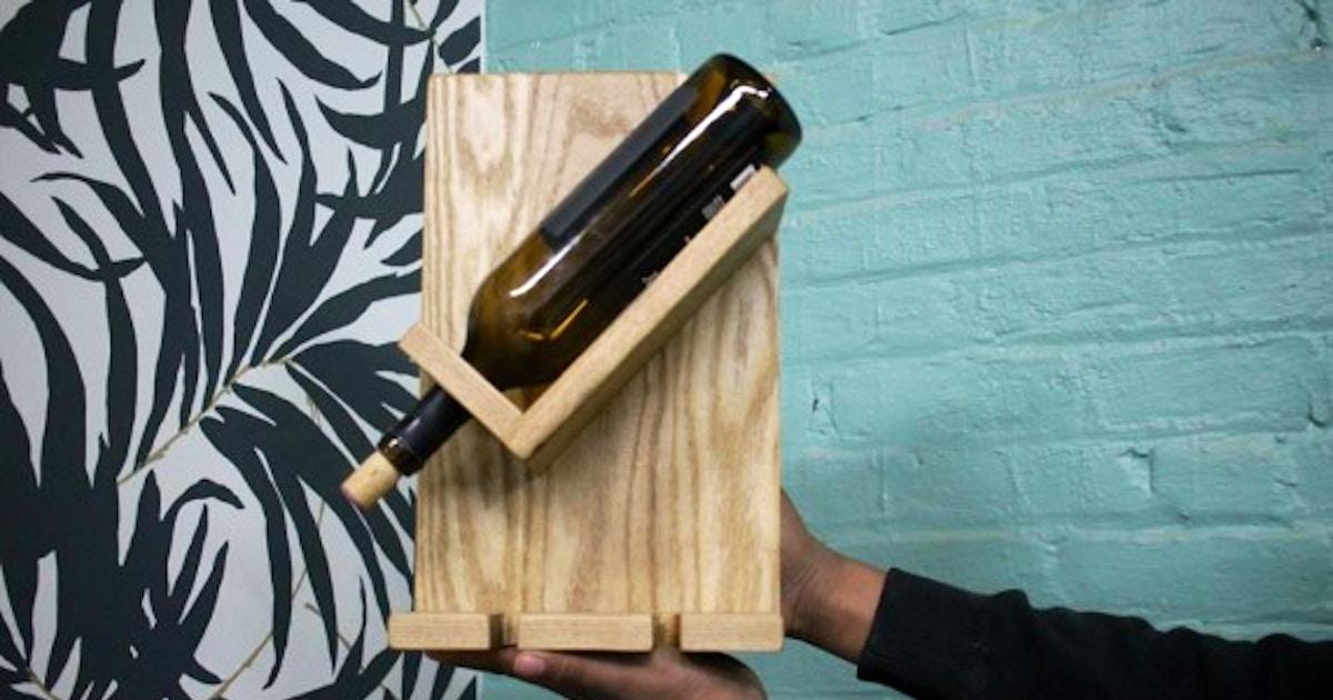 DIY Wine Rack - Woodworking Classes New York   CourseHorse - The DIY