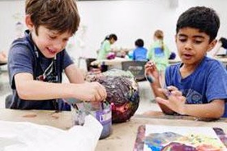 Multi-Arts Camp: STEM to STEAM Online (Ages 4-6)