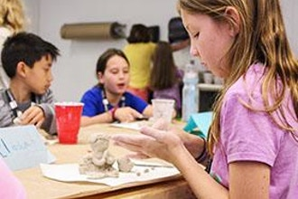 Multi-Arts Camp: Virtual Museums Online (Ages 4-6)