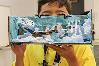 Multi-Arts Camp: Virtual Museums Online (Ages 7-9)