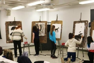 Drawing and Painting Camp: Ages 10-13