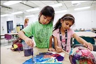 Multi-Arts Camp (AM): Ages 4-5