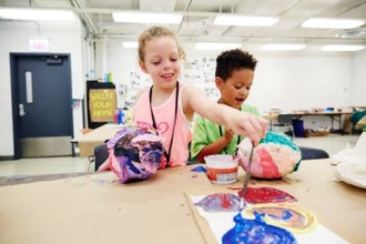 Multi-Arts Camp (PM): Ages 6-7