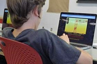 Video Game Design Camp: Ages 10-13