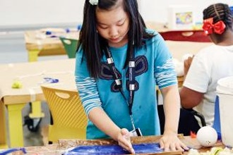 Multi-Arts Camp: World-Builders Online (Ages 7-9)