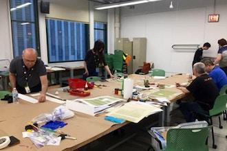 Weekend Workshop: Exploring Monoprint Online