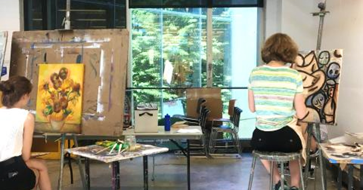 Oil Painting Early College Program Oil Painting Classes