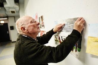 Painting Studio: Multi-level