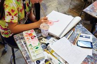 Introduction to Watercolor (Weekend Intensive)