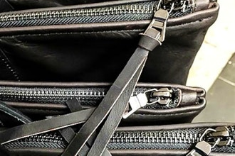 Leather Works: Make a Messenger or Tote Bag