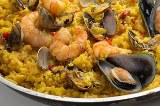 A Trip to Spain: Paella and Tapas