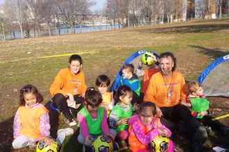 Soccer in Rainey Park (Ages 3-5)