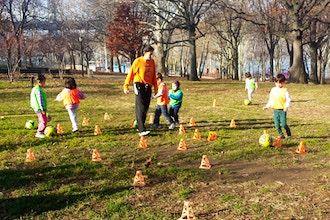 Soccer in Rainey Park (Ages 6 & Up)