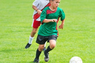 Soccer in Prospect Park (Ages 5-7)