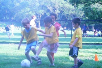 Soccer in Juniper Valley Park (Ages 5 & Up)