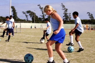 Soccer in Dyker Beach Park (Ages 6 & Up)