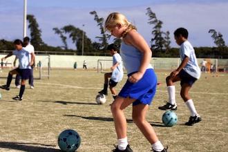 Soccer in Sunnyside Gardens Park (Ages 6 & Up)