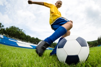 Soccer in Astoria Park South (Ages 6 & Up)