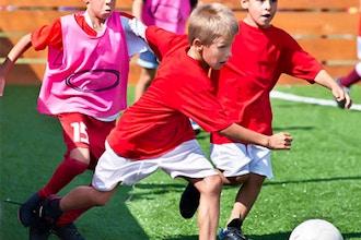 Soccer in Morningside Park (Ages 4 1/2 - 6)