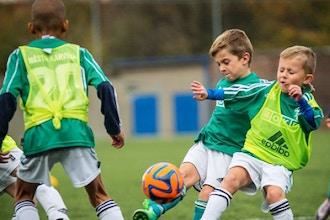 Soccer in McCarren Park (Ages 3-5)