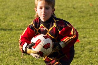 Soccer in Sunnyside Gardens Park (Ages 5-6)