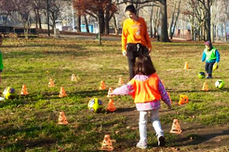 Soccer in Juniper Valley Park (Ages 3-4)