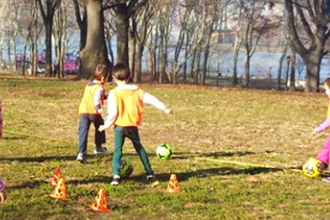 Soccer in Shore Road Park (Ages 5 & Up)