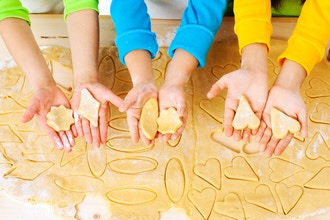 5 Day - Kids Baking Camp (Ages 6-8)