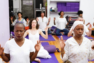 Kundalini Yoga to release anxiety (Virtual Class)