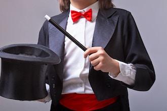 Magic Trick Workshop (Private for Kids)