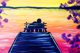 Paint and Sip: Friendship Dock