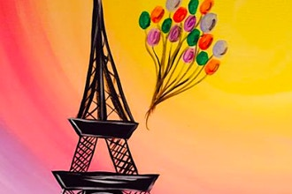 Paint and Sip: Summer in Paris