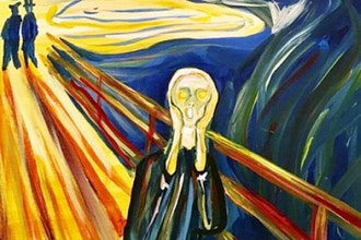 Paint and Sip: The Scream