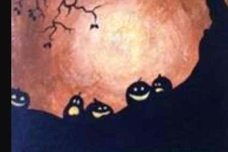 Painting Circle: Happy Halloween