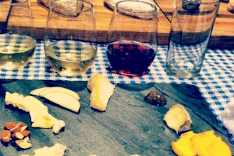 Autumn's Bounty: a Cornucopia of Cheese and Wine
